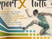 """""""Sport tutti"""" contributi alle famiglie difficoltà economica Ascoli Piceno"""