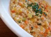 Porridge senza glutine alla zucca