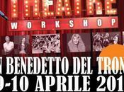 Sing Character: workshop conJacopo Pelliccia