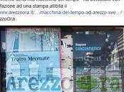 macchina tempo Arezzo Pagine Allegre