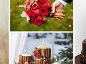 matrimonio d'inverno tema cannella cioccolato