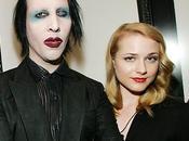 Evan Rachel Wood True Blood bisex fatta Marilyn Manson