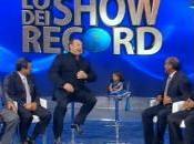 ASCOLTI SHOW RECORD vince serata mln. ANNOZERO (4,7 mln) supera MEDICO FAMIGLIA (4,6