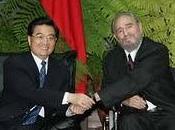 lettera Jintao Fidel Castro