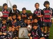 """Rugby minirugby italiano """"spadroneggia"""" Francia: della vincono Adrien Cayol"""