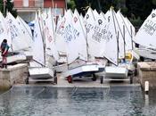 Domenica primo maggio vele giovanissimi gargnano lago garda