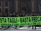 Napoli Welfare, mutande Tremonti Berlusconi (27.04.11)