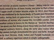 Jawi House: dove mangiare cucina malesiana originale George Town!