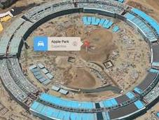 Apple Park Mappe Aggiornate
