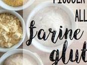 Piccola guida alle farine senza glutine