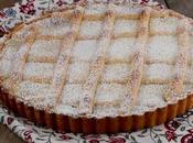 Crostata ricotta marmellata