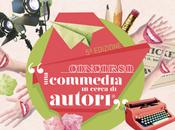 Commedia cerca d'autori 2017: iscrizioni fino aprile