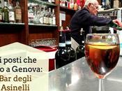 Post ubriachello posto amo: degli Asinelli Genova