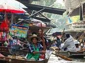 Tuttothai mercato galleggiante, cascate Erawan rovine Ayutthaya