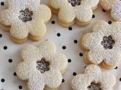 Biscotti frolla farina semola crema alle nocciole