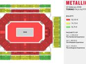 Metallica Tour 2018, concerti Italia: prezzi biglietti vendita date live show