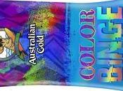 Subito abbronzati Color Binge Australian Gold!