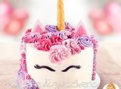Unicorn cake Tutorial ricetta: torta unicorno passo esclusiva dolcidee.it