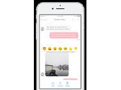 Reazioni menzioni sbarcano anche Messenger