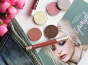 Grungelic, make-up collection Neve Cosmetics Swatch