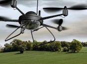 Droni contro l'amianto: mappatura rimozione dalle scuole
