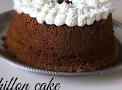 Chiffon cake caffè crema cocco ricotta