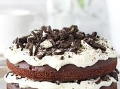 Torta Oreo strati