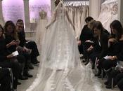 Maison Signore sbarca York Kleinfeld. successo trunk show tempio americano dell'alta moda sposa