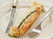 Cannelloni crepes agli asparagi selvatici