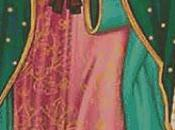 Schema punto croce: Madonna Guadalupe