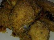 Cosce pollo panate aromatizzate forno