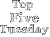 Five Tuesday: fandoms