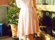 OOTD: Ballerina Inspired Wrap Dress