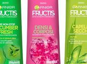 forza superfrutti nuovo shampoo fructis