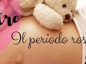 Secondo trimestre gravidanza. periodo rose fiori pannolini)