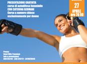 Corso AUTODIFESA FEMMINILE cura Caterina Germani