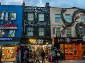 Weekend Londra, cosa vedere Camden Town South Bank