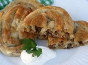 ricetta burek: torta salata dalla Turchia Balcani