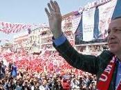 Erdogan vince meno.Turchia lontana dall'Europa
