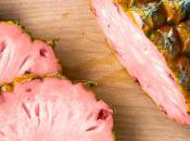 Ananas rosa, frutto dell'estate impazzire tutti