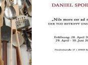 Daniel Spoerri mors nos; betrifft nicht