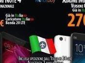 [Codice Sconto] Xiaomi 64Gb Redmi Note global (banda 32Gb garanzia Italia anni spedizione HonorBuy