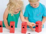 Laboratorio logica bambini stile Montessori