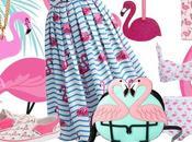 Trend primavera 2017: arriva flamingo mania