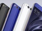 Nuove colorazioni vista Xiaomi