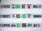 Playoff 21/04/2017: Clippers avanti 2-1, Bulls Thunder riaprono giochi
