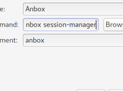 Linux avviare Android Anbox.