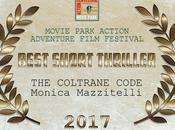 """Coltrane"" vince Movie Park Film Festival!!"