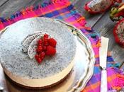 Cheesecake pitaya