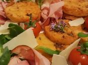 Panelle letto valerianae scaglie formaggio senza lattosio Bella Lodi